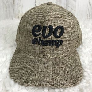 Evo Hemp | Hemp Snap Back Hat